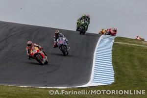 """MotoGP: Marc Marquez """"Sepang è un circuito che mi piace, peccato per la caduta di Phillip Island"""""""