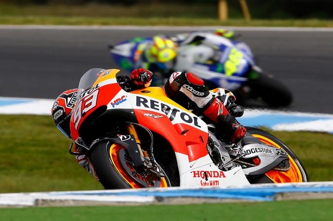 """MotoGP Phillip Island: Marc Marquez """"Sono caduto quando non stavo spingendo"""""""