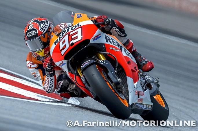 MotoGP Sepang: Dodicesimo sigillo per Marquez! Rossi batte Lorenzo