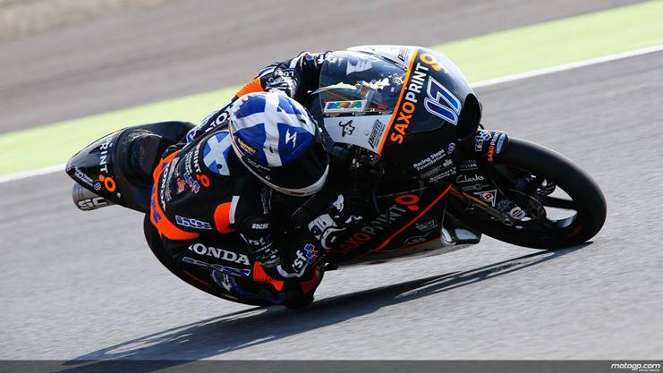 Moto3 Sepang, Prove Libere 3: McPhee davanti a Vinales e Marquez, Miller è 10°