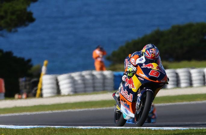 Moto3 Phillip Island: Miller torna alla vittoria nella sua Australia, Fenati fuori dai giochi mondiali