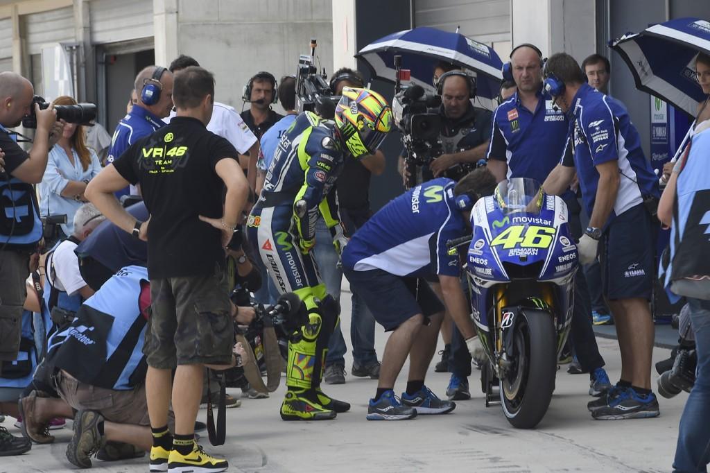 """MotoGP Motegi: Valentino Rossi """"In Safety commission parleremo di Flag to Flag ed erba sintetica"""""""