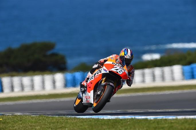 """MotoGP Phillip Island: Dani Pedrosa """"Oggi non è andata molto bene, non avevamo grip"""""""