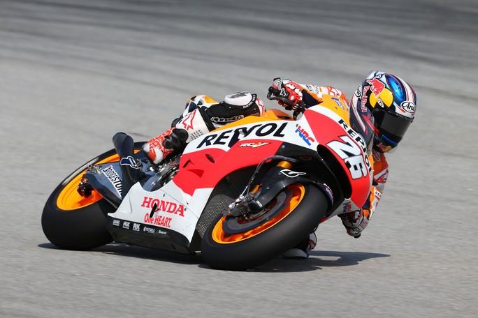 MotoGP Sepang, Prove Libere 3: Pedrosa davanti a Lorenzo e Marquez, Dovizioso 4°, Rossi 7°