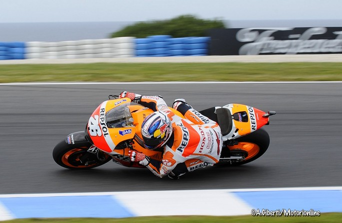 """MotoGP: Dani Pedrosa """"Vorrei tornare in lizza per la seconda posizione in campionato"""""""