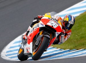 """MotoGP Phillip Island: Dani Pedrosa """"E' stata una giornata difficile, ma in qualifica abbiamo fatto un passo in avanti"""""""