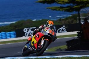 Moto2 Phillip Island, Prove Libere 3: Continua il dominio di Rabat, Pasini è 12°