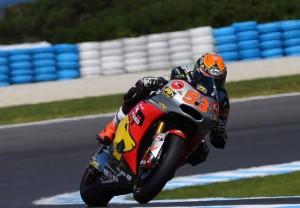Moto2 Phillip Island: Nona pole della stagione per Esteve Rabat, Morbidelli è 12°