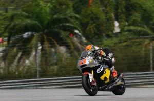 Moto2 Sepang, Qualifiche: Ennesima Pole per Rabat, la decima della stagione
