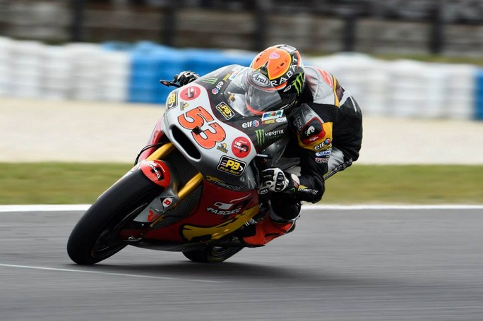 Moto2 Phillip Island, Warm Up: Rabat davanti a Lowes, Pasini è ottavo