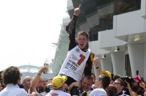 "Moto2 Sepang: Esteve Rabat ""Dedico questo titolo a mia mamma"""