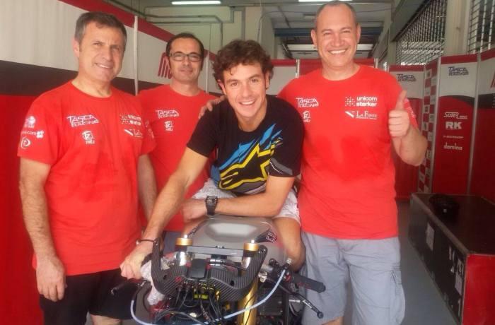 Moto2: C'è il ritorno di Roberto Rolfo, parteciperà alle ultime due gare del motomondiale