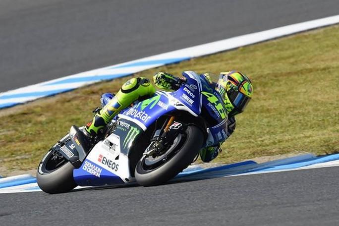 """MotoGP Phillip Island: Valentino Rossi """"La Yamaha va molto bene, sono piuttosto soddisfatto"""""""