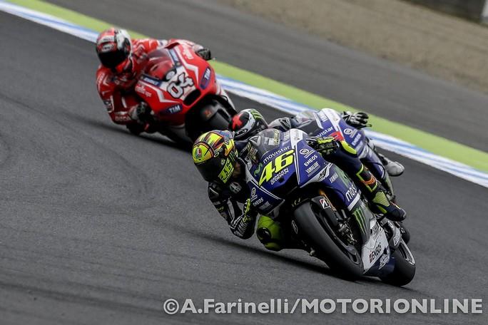 """MotoGP: Valentino Rossi """"Adoro Phillip Island, voglio tornare sul podio e provare a vincere"""""""
