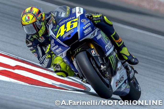 """MotoGP Sepang: Valentino Rossi """"Già nel 2007 mi davano per finito e invece sono ancora qui"""""""