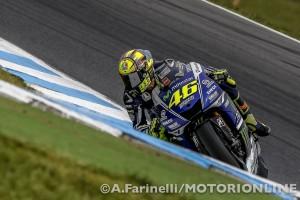 MotoGP Phillip Island: Cade Marquez, Valentino Rossi torna alla vittoria! Sul podio Lorenzo e Smith