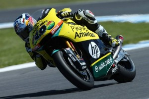 Moto2 Phillip Island: Maverick Vinales vince la sua terza gara dell'anno, festa rimandata per Rabat
