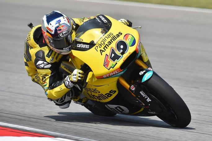 Moto2 Sepang: Successo di Maverick Vinales, ma Esteve Rabat è campione del mondo