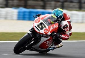 Moto2 Sepang, Prove Libere 1: Zarco davanti a Rabat, Pasini è nono