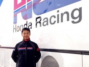 MotoGP: Hiroshi Aoyama test rider Honda