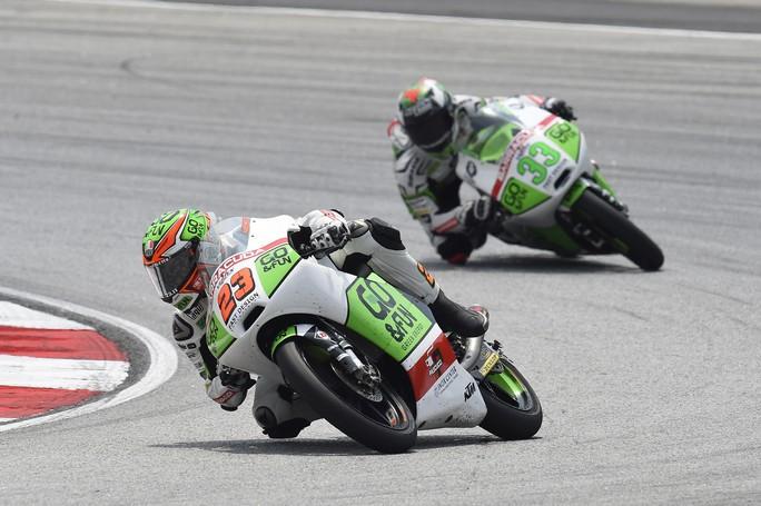 Moto3 Valencia: Per Niccolò Antonelli ultima gara con il Team Gresini