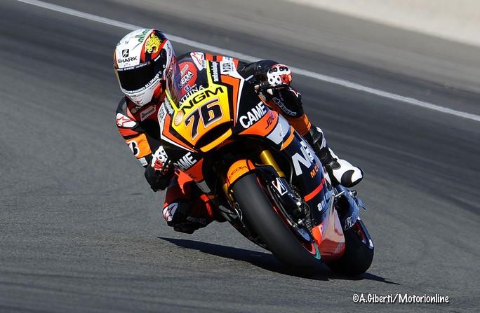 MotoGP: Stefan Bradl e Loris Baz commentanto il loro esordio sulla Yamaha Forward