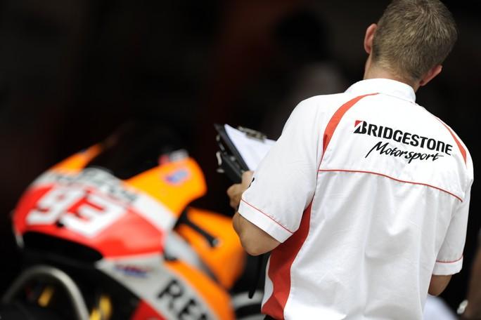 """MotoGP: Bridgestone da i """"numeri"""" di fine stagione"""