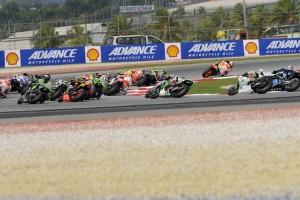 MotoGP: A Valencia la Bridgestone ripropone l'asimmetrica anteriore
