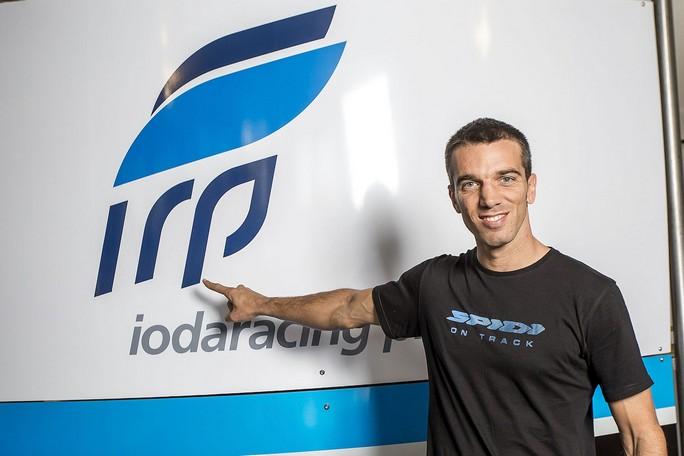 MotoGP: Alex de Angelis in Top Class con Iodaracing