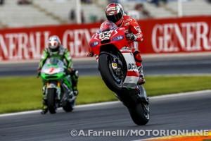"""MotoGP Valencia: Andrea Dovizioso """"Il forte vento ha influito, ma con una buona partenza possiamo fare una buona gara"""""""