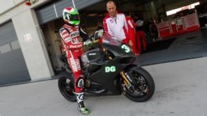 Superbike: Giugliano domina la seconda giornata di test ad Aragon