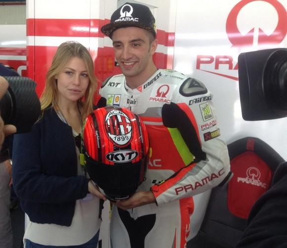 """MotoGP Valencia: Andrea Iannone """"Sono stato vicinissimo alla pole, Vale me l'ha rubata!"""""""