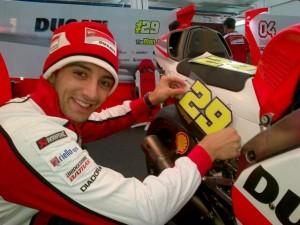 """MotoGP, Test Valencia Day 1: Andrea Iannone """"Bella soddisfazione essere pilota ufficiale Ducati"""""""