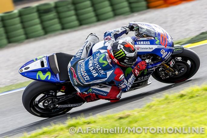 """MotoGP, Test Valencia Day 3: Jorge Lorenzo """"Voglio tornare più forte"""""""