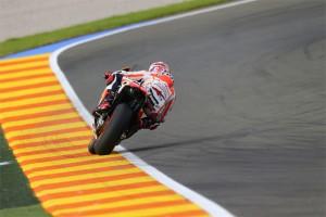 """MotoGP Valencia Marc Marquez: """"Mi scuso per il team, domani lotteremo per la vittoria"""""""