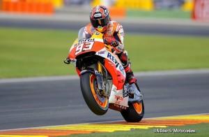 MotoGP Valencia: Il Marquez dei record! Tredicesima vittoria dell'anno, Rossi è 2° in campionato