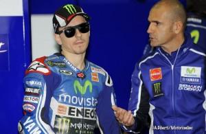 """MotoGP Valencia: Jorge Lorenzo """"Ho preferito rischiare con le rain piuttosto che finire 5° o 6°"""""""