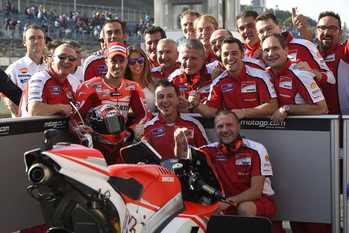 MotoGP: Ducati, progressi tangibili, ora serve l'ultimo salto di qualità