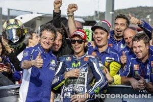 """MotoGP: Valentino Rossi """"Credo nel decimo titolo, ma dovremo lavorare molto"""""""