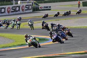 """Moto3 Valencia: Niccolò Antonelli """"Il contatto con Marquez mi ha tolto il podio, ma sono soddisfatto del weekend"""""""
