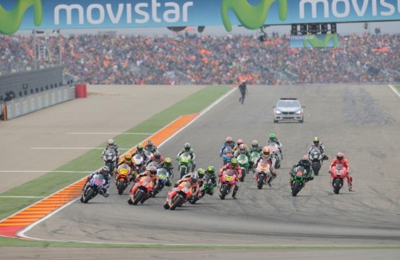 MotoGP: I numeri del GP della Comunitat Valenciana 2014