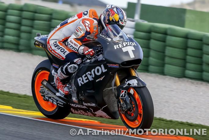 """MotoGP, Test Valencia Day 3: Dani Pedrosa """"Test produttivo, il prossimo anno voglio tornare al Top"""""""