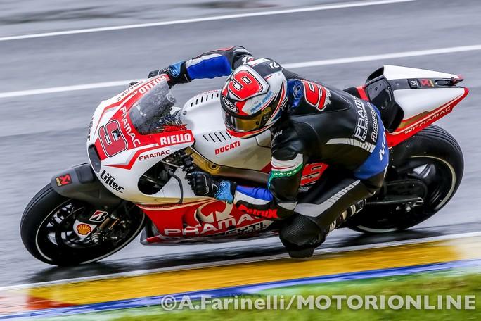 """MotoGP, Test Valencia Day 2: Danilo Petrucci """"La potenza della Ducati non finisce mai!"""""""