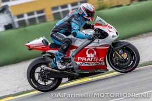 """MotoGP, Test Valencia Day 3: Danilo Petrucci """"Sono contento, vado in vacanza con il sorriso"""""""