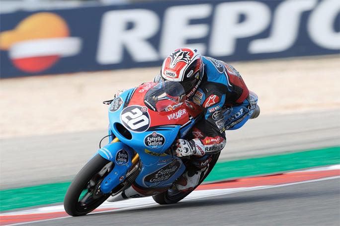 CEV Moto3 Portimao Quartararo stra-vince la gara, Bulega ottimo secondo