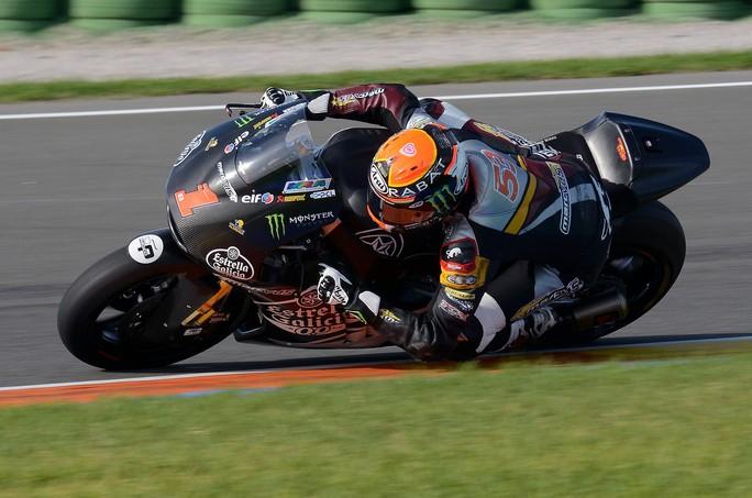 Moto2: Esteve Rabat comanda la prima giornata dei test di Valencia