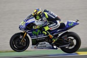 """MotoGP Valencia: Valentino Rossi """"Prediligo una moto carica sull'avantreno ma qui non va"""""""