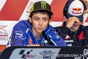 """MotoGP: Rossi """"All In"""" a Valencia"""
