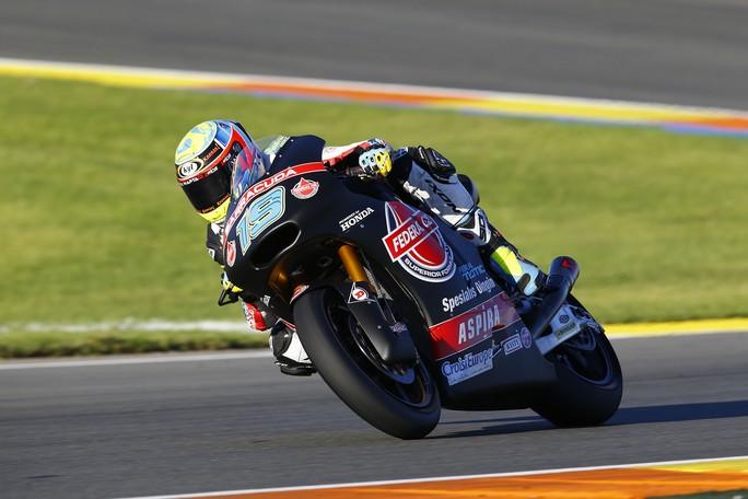 Moto2: Il Team Gresini chiude positivamente la due giorni di test ad Almeria