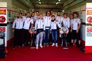 Moto3: Debutto al CEV per la Squadra Corse SIC 58